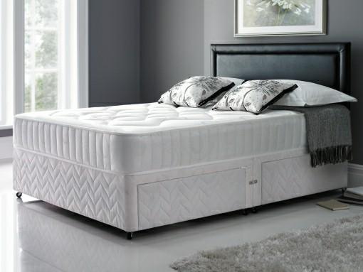 Regency Solar Divan Bed Image Greens Beds And Furniture