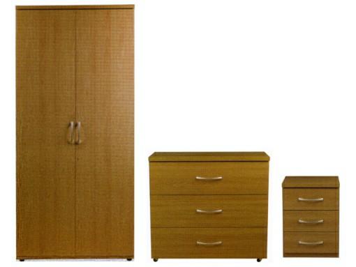2 door bedroom package image