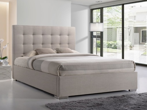 belvoir sand fabric bed image