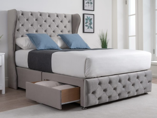 newport-fabric-bed-frame-with-drawers-o-image